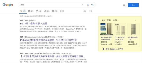 Google購物廣告-數位廣告
